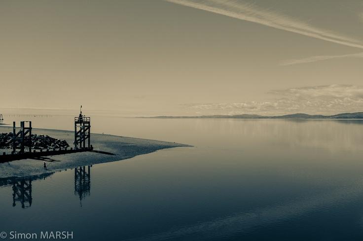 Silloth, Western Lake District coast.
