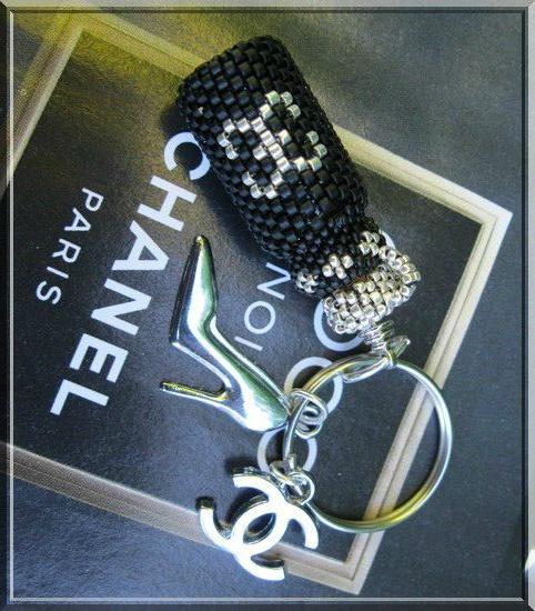 Chanel Noir - la petite bouteille - Chanel