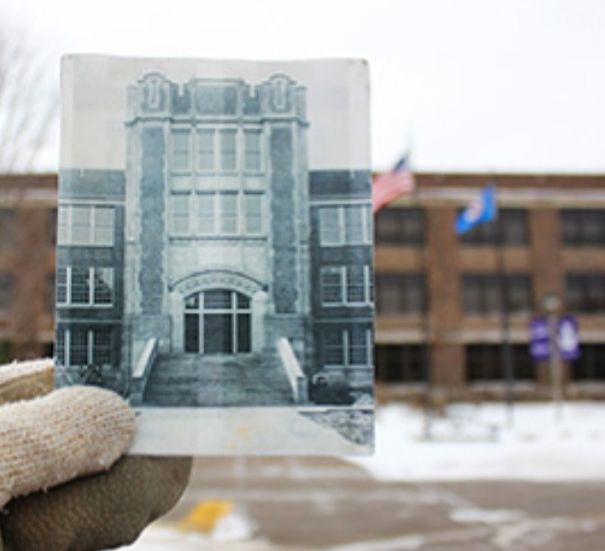 Somsen Hall was built in 1924 after the Old Main building burned to the ground. This year, it was officially accepted by the National Register of Historic Buildings. #tbt