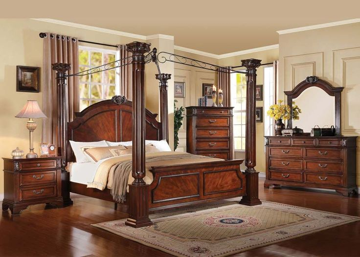 Best Beautiful Bedroom Sets Images On Pinterest Bedroom - Oversized bedroom furniture sets