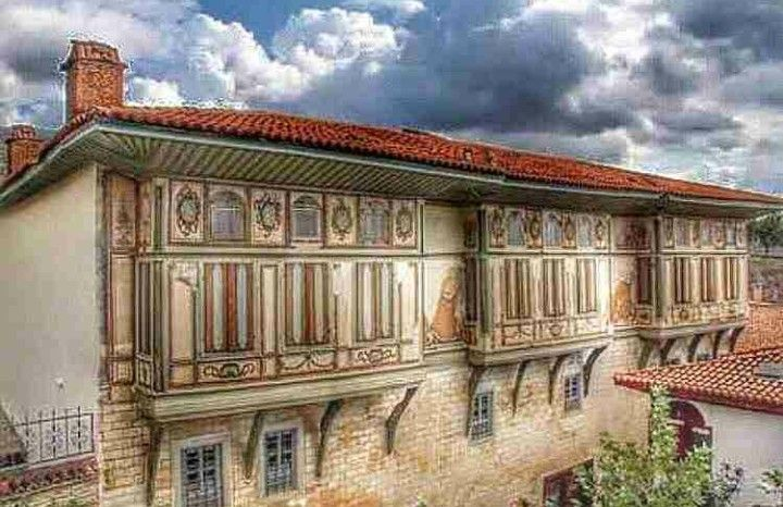 Birgi houses-Ödemiş-İzmir