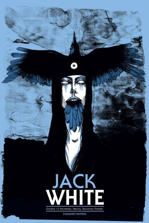 Jack White - Kraken - 2015 ----