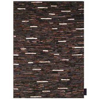 Ковер из шкур цвета венге Lano Wenge #carpet #carpets #rugs #rug #interior #designer #ковер #ковры #коврыизшкур #шкуры #дизайн #marqis