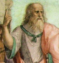 Socrates'in öğrencileri arasında demokrasi ve materyalist bilime karşı düşmanlıkta hocasını da geçen birisi vardı. Bu hayalci genç Pluton'du (MÖ.427-MÖ.347). Soylu bir aileden, asıl adı Aristokles olan düşünür, geniş omuzları ve atletik yapısı nedeniyle, Yunanca Platon (geniş) lakabı ile anıldı ve tanındı. Filozof ve matematikçiydi.