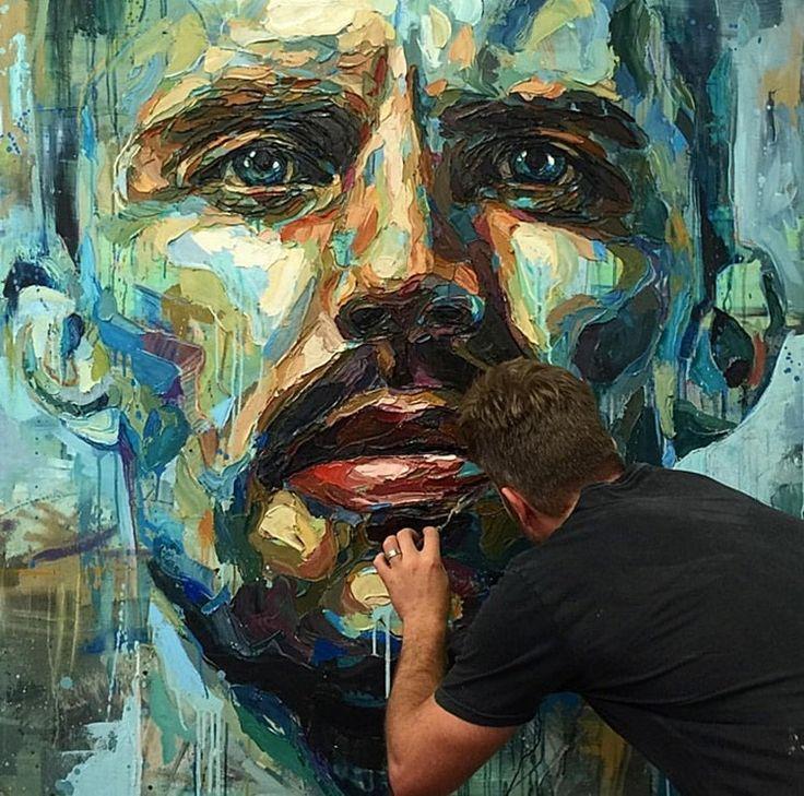 Portrait Of Oscar