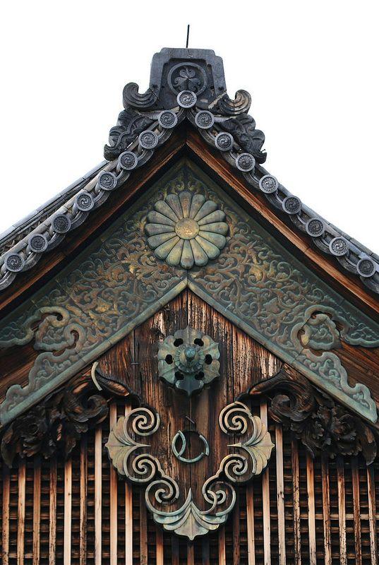 Nijo Castle Details on Flickr  ©  Hindsight
