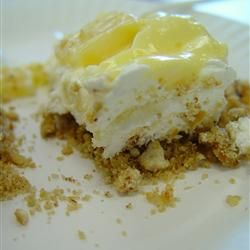 Pineapple Pretzel Salad.. On of my favorite desserts.. Used coconut oil in the pretzel crust this time