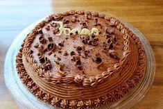 Tid for Sjokoladekake!!! For mange år siden smakte jeg en sjokoladekake med en lys glasur som jeg ikke kan glemme. Siden den gang har ...