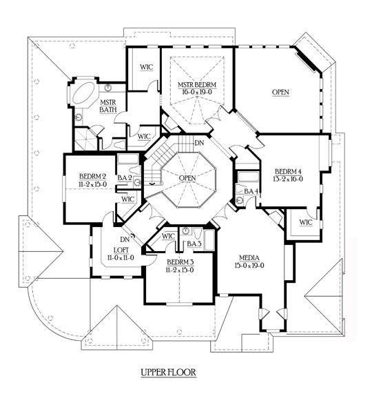 105 best great house plans images on pinterest dream house plans Cool House Plans Com Minecraft second floor of plan id 39407 cool house plans minecraft