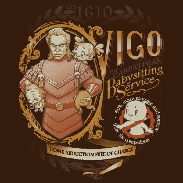 #ghostbusters #vigo #babysitting #tshirts