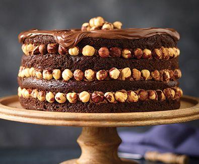 Tre Stelle Ricotta Hazelnut Torte #dessert #recipe #cake