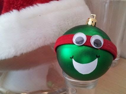 24 best Teenage Mutant Ninja Turtle Christmas Ornaments images on ...