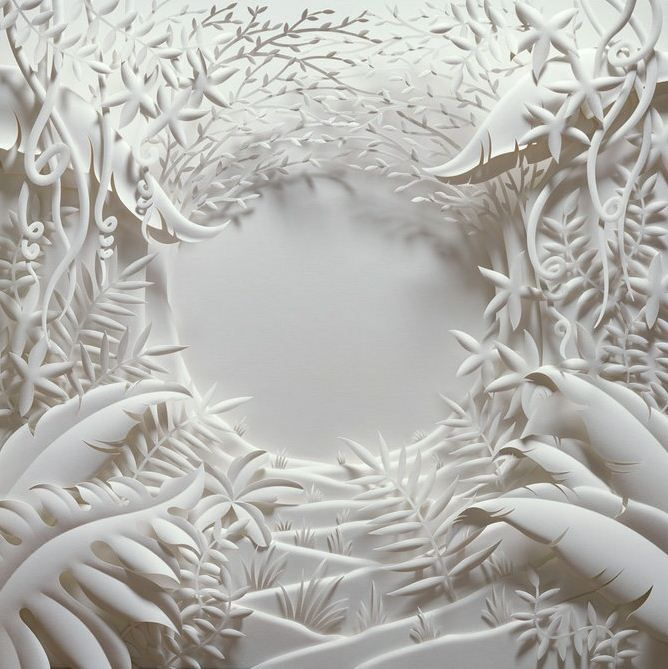 Потрясающие скульптуры из бумаги Jeff Nishinaka - Ярмарка Мастеров - ручная работа, handmade