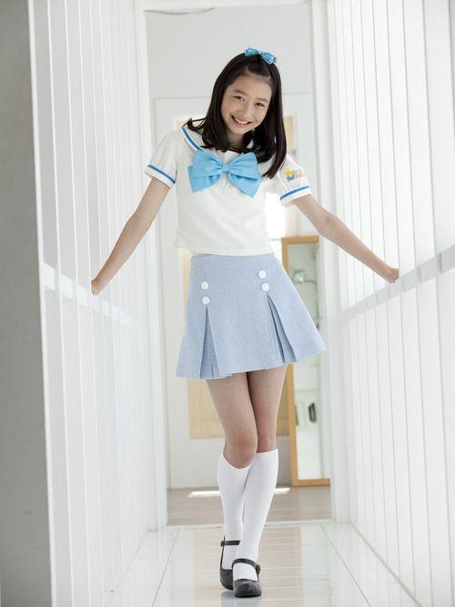 岡本夏美さんのコスチューム
