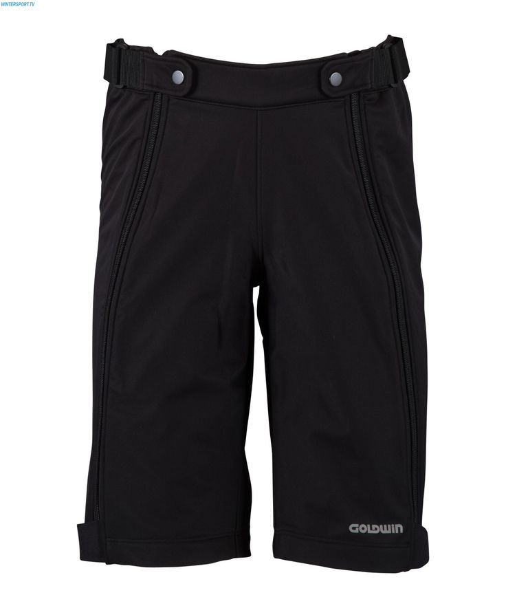 Goldwin Trainings Short Pant - Black
