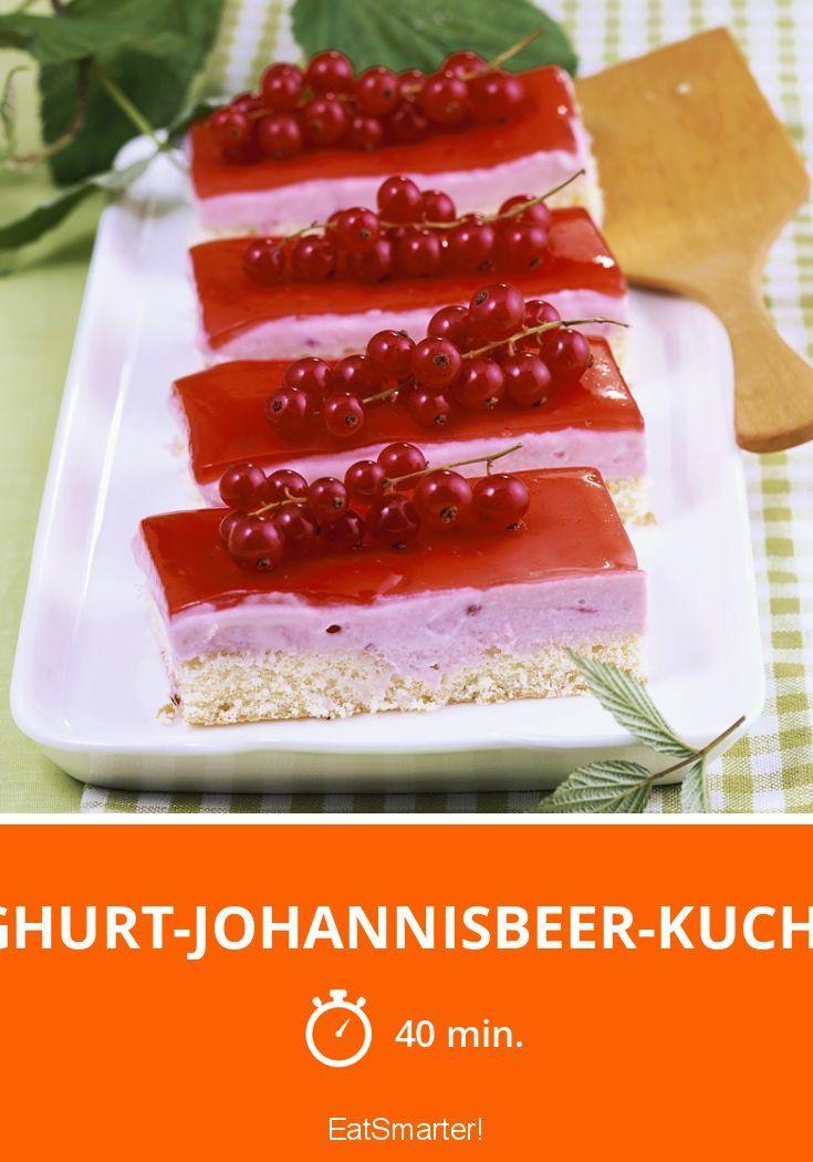 Joghurt Johannisbeer Kuchen Rezept In 2018 Cake Heaven