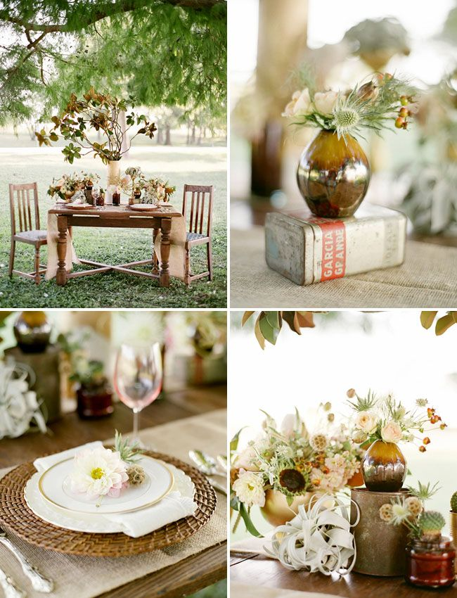 Best images about cluster style centerpieces on