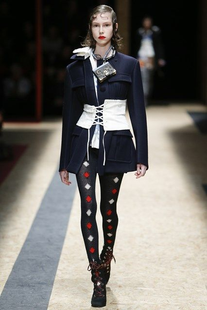 Prada Autumn/Winter 2016-17 Ready-To-Wear