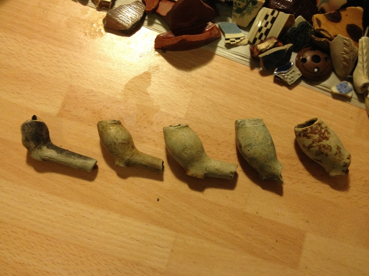 Clay pipe dating
