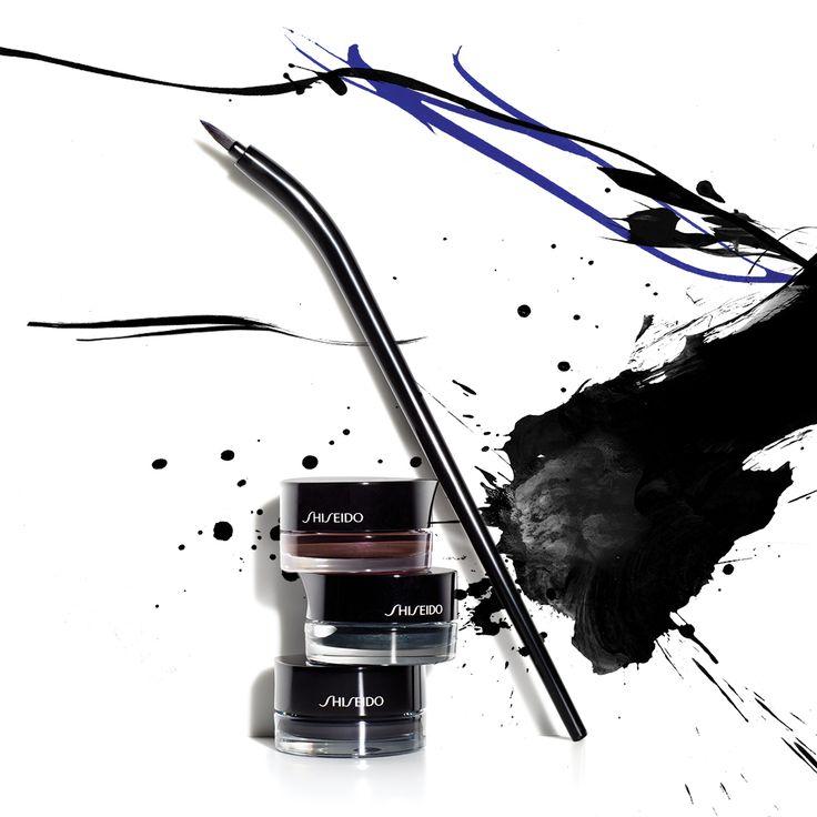 Per chi cerca la massima perfezione, è arrivato Shiseido Instroke Eyeliner. Un vero tributo alla grazia e alla maestria dell'arte calligrafica giapponese!