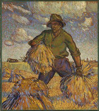 The Harvester by Lemoine Fitzgerald