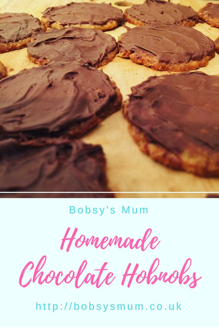 Perfect chocolate hobnob biscuit recipe