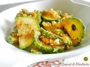 Zucchine in padella con pangrattato aromatico Blog Profumi Sapori & Fantasia