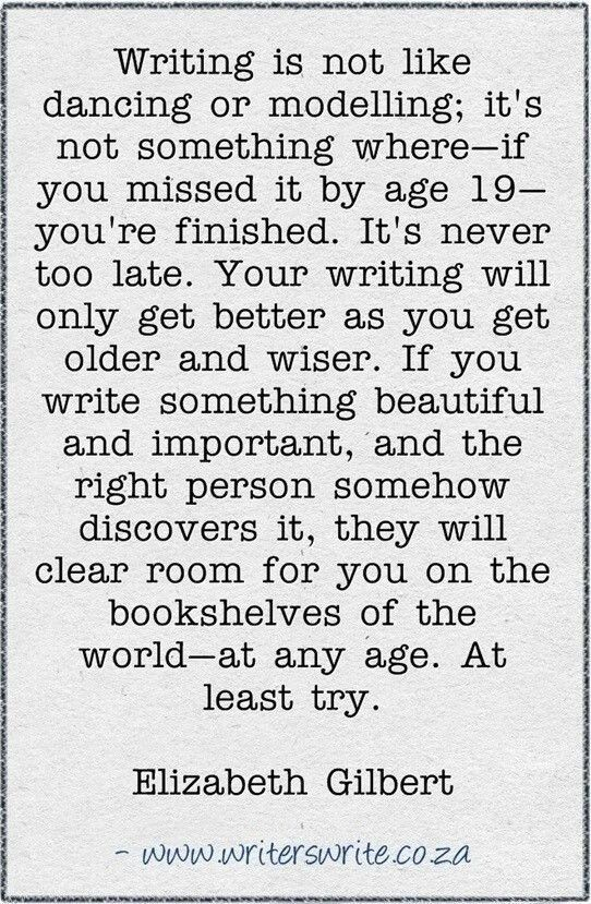 """Try and try again, if you don't get it the second time, your work is practice. Once you hand in something so beautiful that they except, tell them """"That came from the very same paper you rejected"""""""