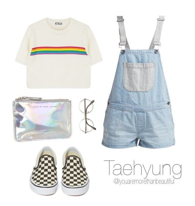 U0026quot;Cute Outfit / BTSu0026quot; By Youaremorethanbeautiful Liked On Polyvore Featuring Vans And Marc By Marc ...