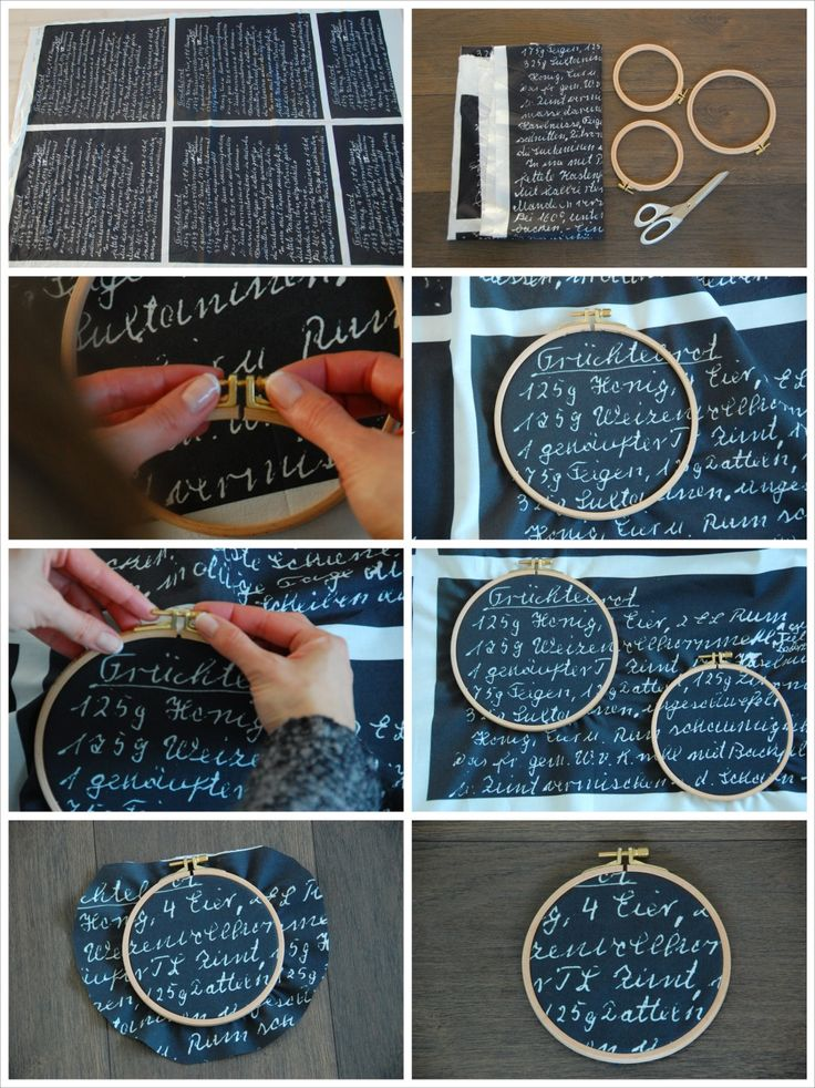 Stoff in stickrahmen einspannen diy pinterest for Wanddeko stoff