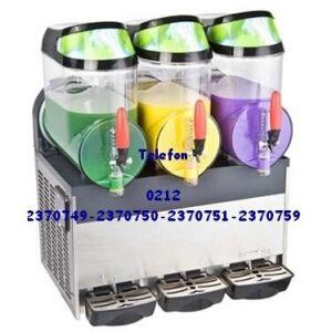 İce Slush Karlı Buzlaş Makinası Satış Telefonu 0212 2370750 En kaliteli grantia karlı buzlu şerbet frozen karlamaç makinalarının 1 2 ve 3 hazneli tüm modellerinin en uygun fiyatlarıyla satış telefonu 0212 2370749