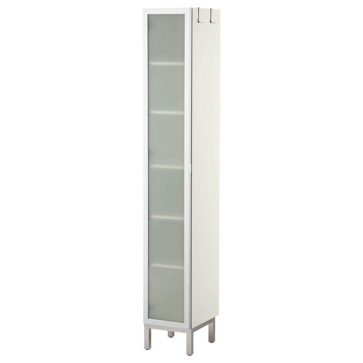 Lill ngen l ment armoire 1 porte aluminium ikea 99 sb rangement miro - Ikea armoire de rangement ...