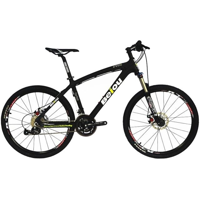 Beiou Carbon Xc Mountain Bike 26 Inch Complete Bicycle Mtb 27