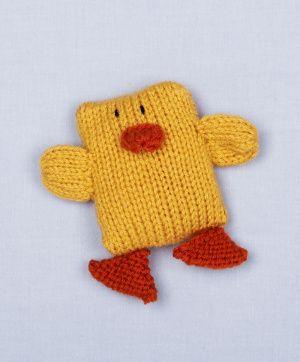 Loom Knit Duck