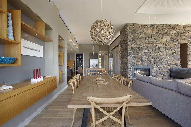 A stunning great living room designed by Peter Were from Peter Were Architecture #ADNZ #architecture #livingroom