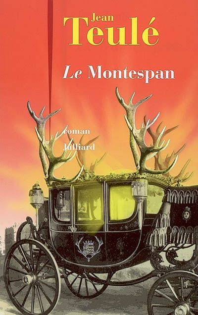 Le Montespan ou l''histoire d'un des cocus les plus connus de l'histoire. Ecrit dans un style très oral et avec un vocabulaire d'époque. C'est assez inhabituel mais j'ai beaucoup aimé néanmoins.