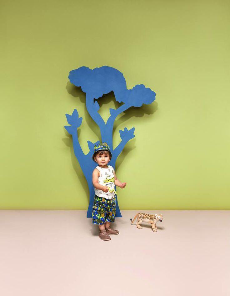 #dpam #ubrankadzieciece #moda #kids #fashion #jungle