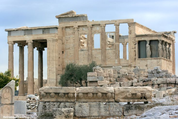 Athens was a great stop on our @OceaniaCruises awesome adventure!