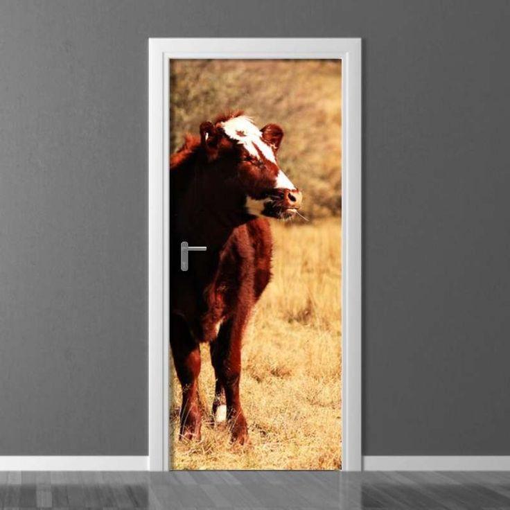Fototapeta na drzwi Wally #wally #wallpaper #doors #homedecor #homedecoration  #homeinspiration #doordecor #inspiration #decoration