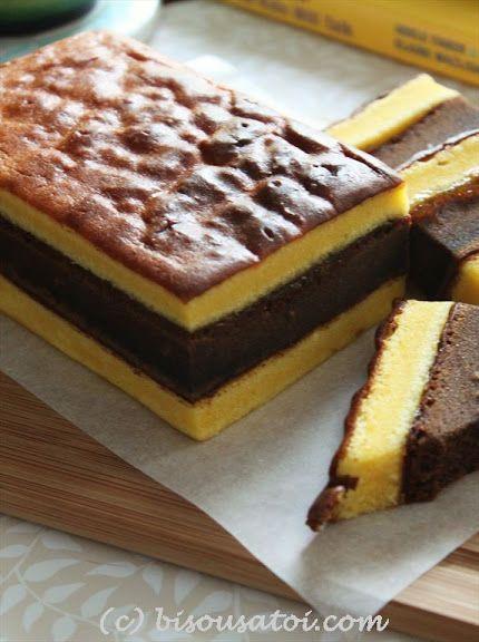 Kue Lapis Surabaya Surabaya Layer Cake   ( ^◡^)っLove it!