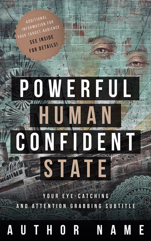 Powerful Human Confident State