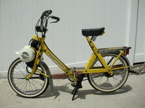 1974 Solex 5000 from Le Greves; ST - YouTube
