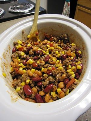 Taco junk - 1/2 cup is only 2 points! You could eat it in a tortilla, tortilla chips and salsa or whatever you want.