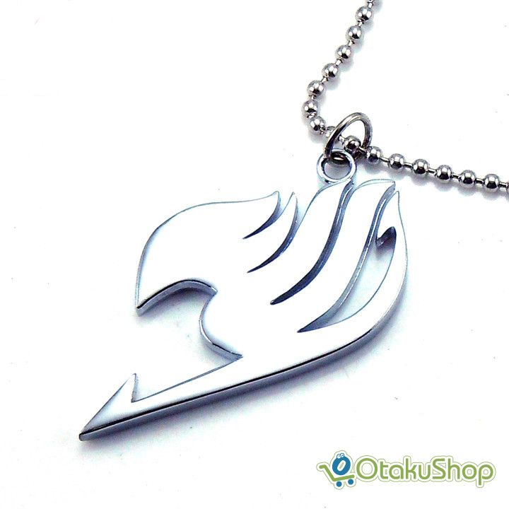 Fairy Tail Necklace Anime Necklace Fairy Tail Products 005 - Otaku Shop $3