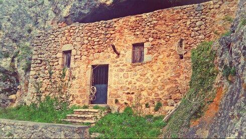 Aghios Georgios church entrance