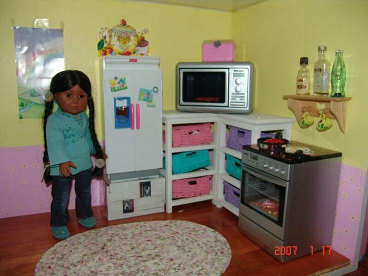 77 best DIY Kitchen- inspiration for American Girl ...