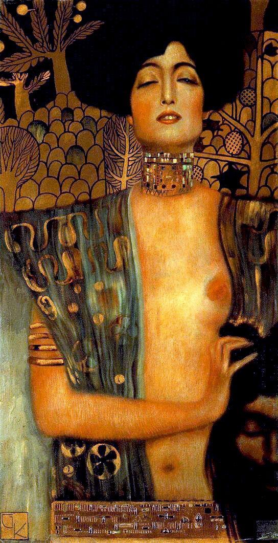 198 best Jewess in art images on Pinterest   Gustav klimt, Klimt ...