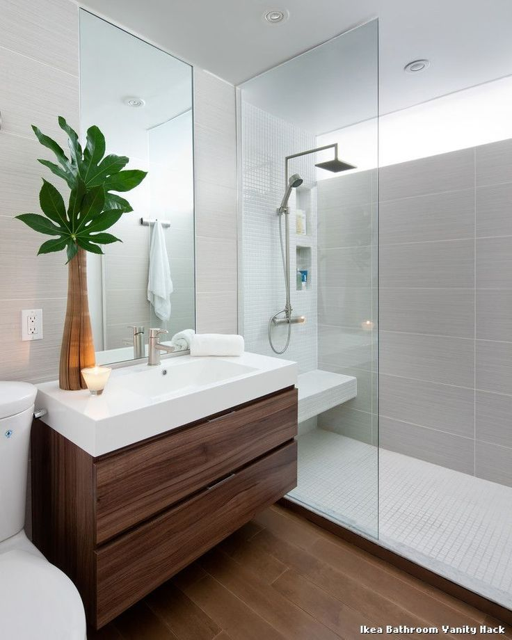 25 best ideas about ikea hack bathroom on pinterest - Vanities for small bathrooms ikea ...
