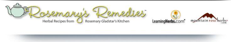 Rosemary Gladstar herbla medicine