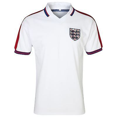 Mens england #football team 1976 shirt #jersey #short sleeve top tee t-shirt whit,  View more on the LINK: 	http://www.zeppy.io/product/gb/2/331621607531/